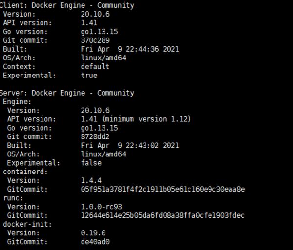 linux 安装部署docker-TestGo